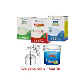 Nhà phân phối keo phun giá tốt tại Hà Nội