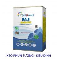 Keo phun dán tấm laminate ASIA